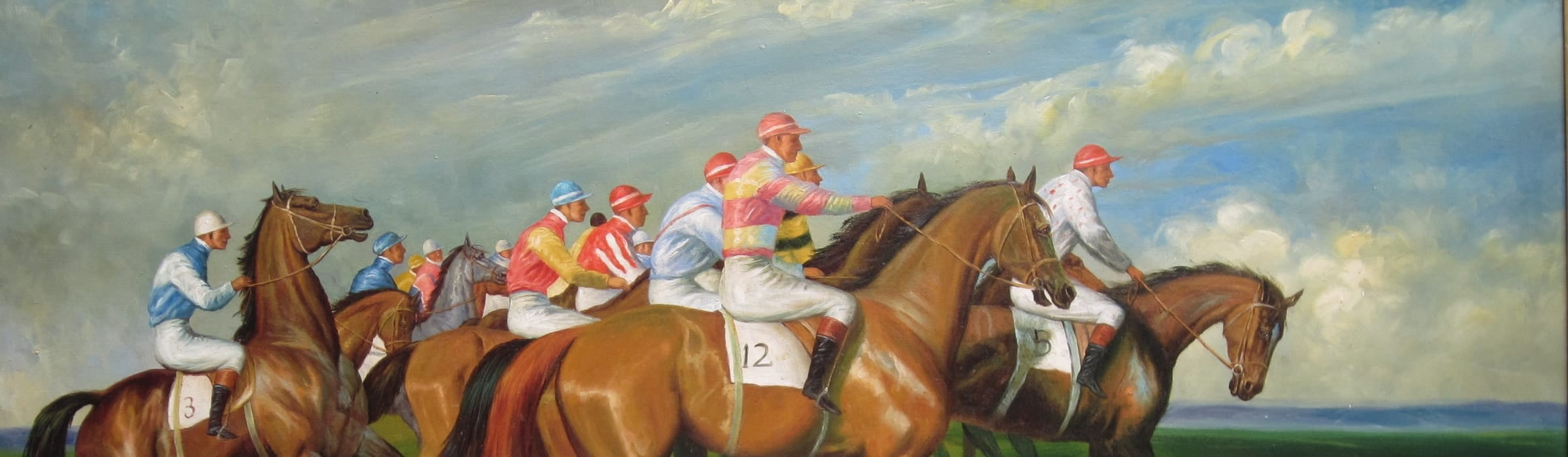 sporting auction racing